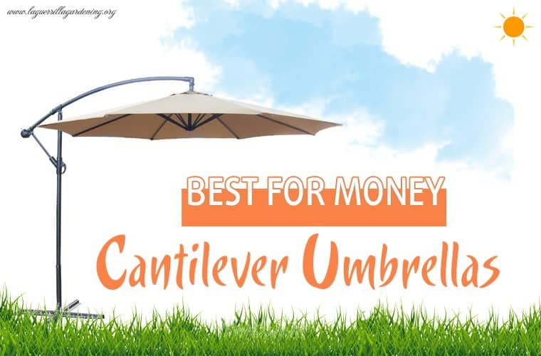 Best Cantilever Umbrellas Reviews 2020