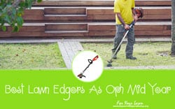 [TOP 10] Best Lawn Edgers As Of Mid-2019